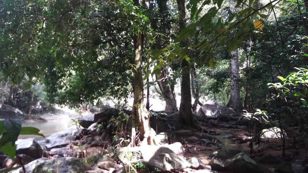 Hin Lad Waterfall