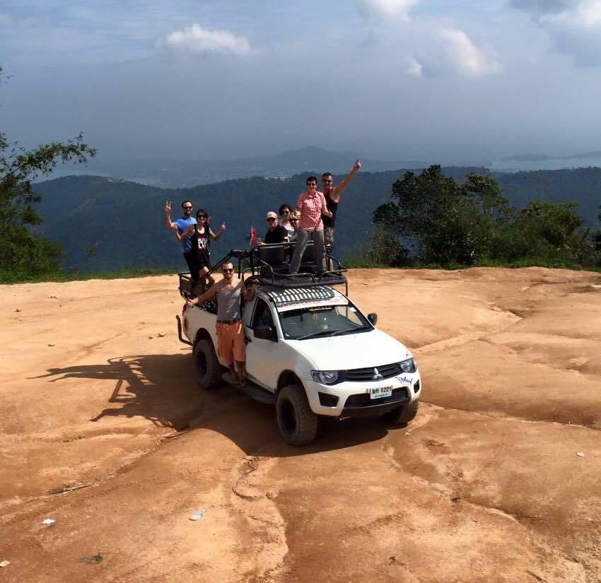 Daytrip - Jeep Safari Tour Koh Samui